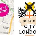Debrand The City Of London